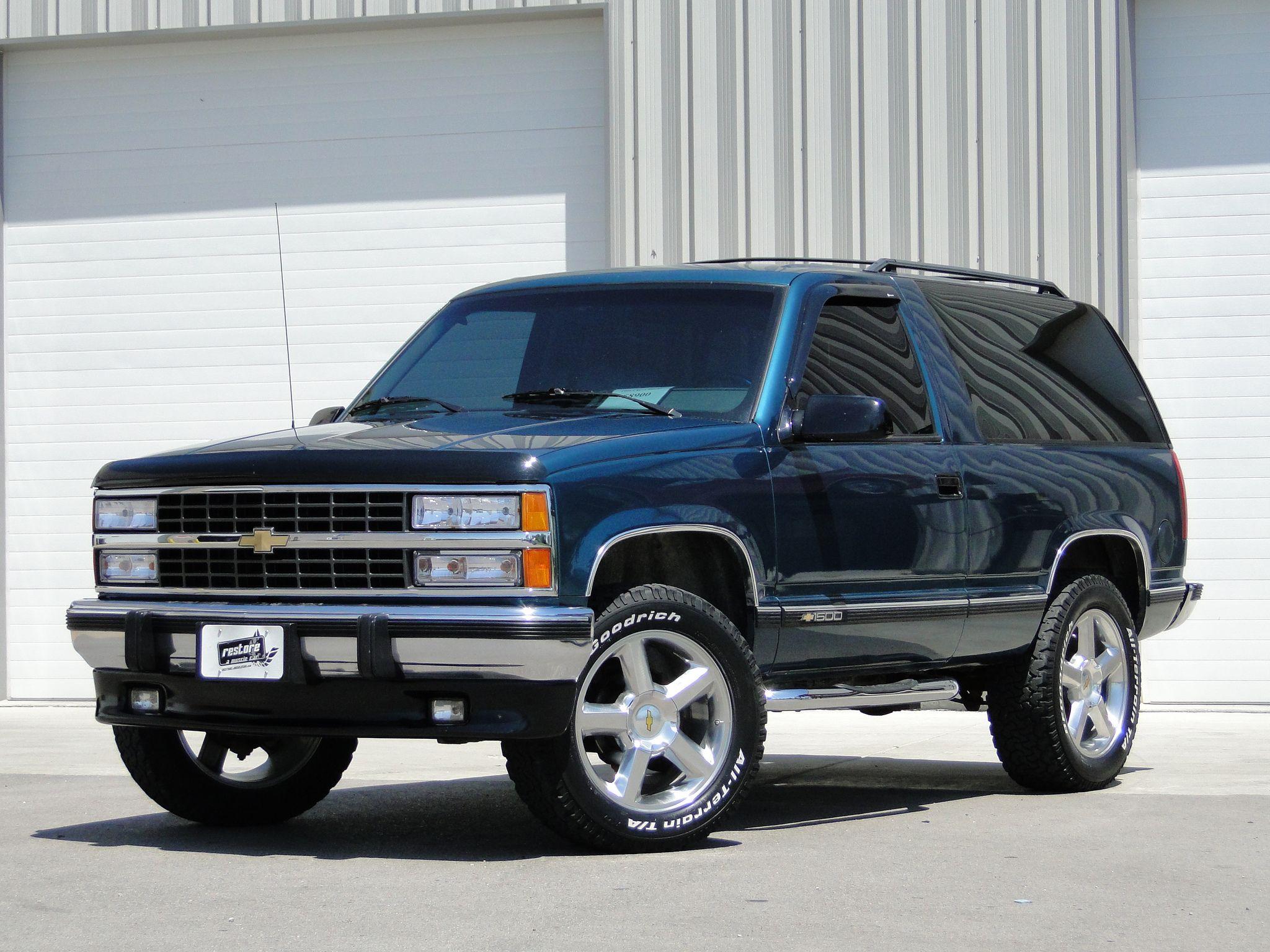 1994 Chevy Blazer 2 Door 4x4