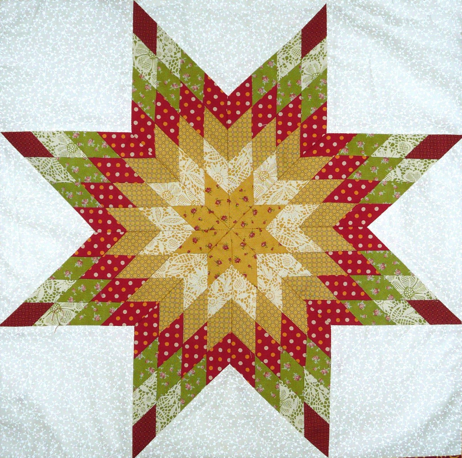 lone star quilt pattern free printable - Bing Images | Quilts ...