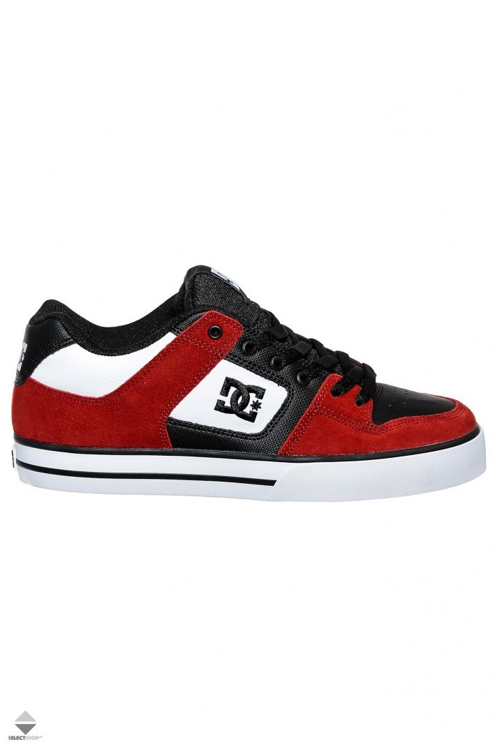 Buty Dc Shoes Pure Black Chili 300660 Kcp Dc Shoes Shoes Pure Products