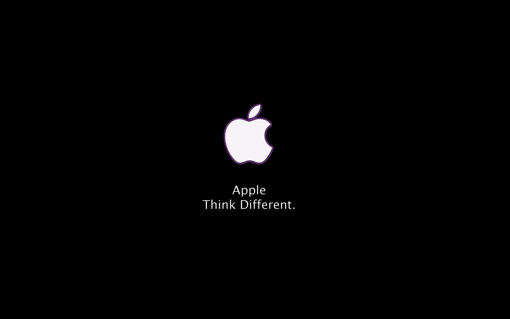 Think Different Apple Wallpaper Hd For Mac