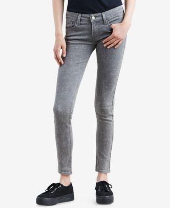 1109eb3e91d4f Levi s 535 Super Skinny Jeans - Blue 27R in 2019