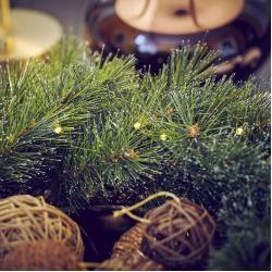 Photo of Weihnachtstürkränze