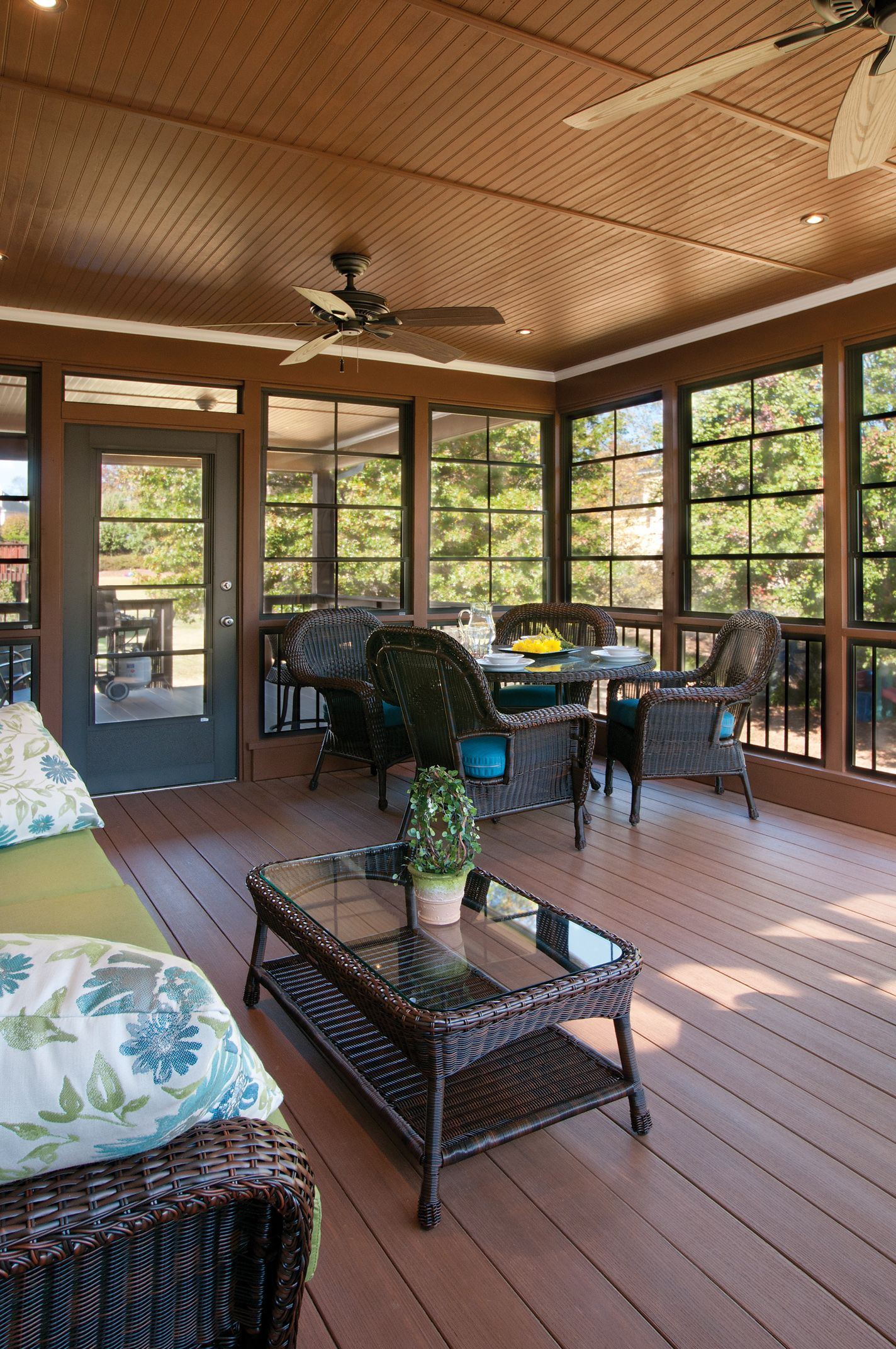 Back Porch Ideas That Will Add Value Amp Appeal To Your Home