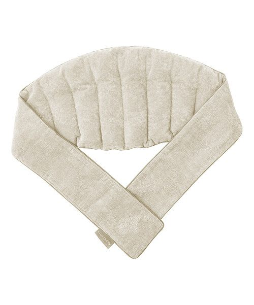 Look at this Beige Soothing Back Wrap on #zulily today!