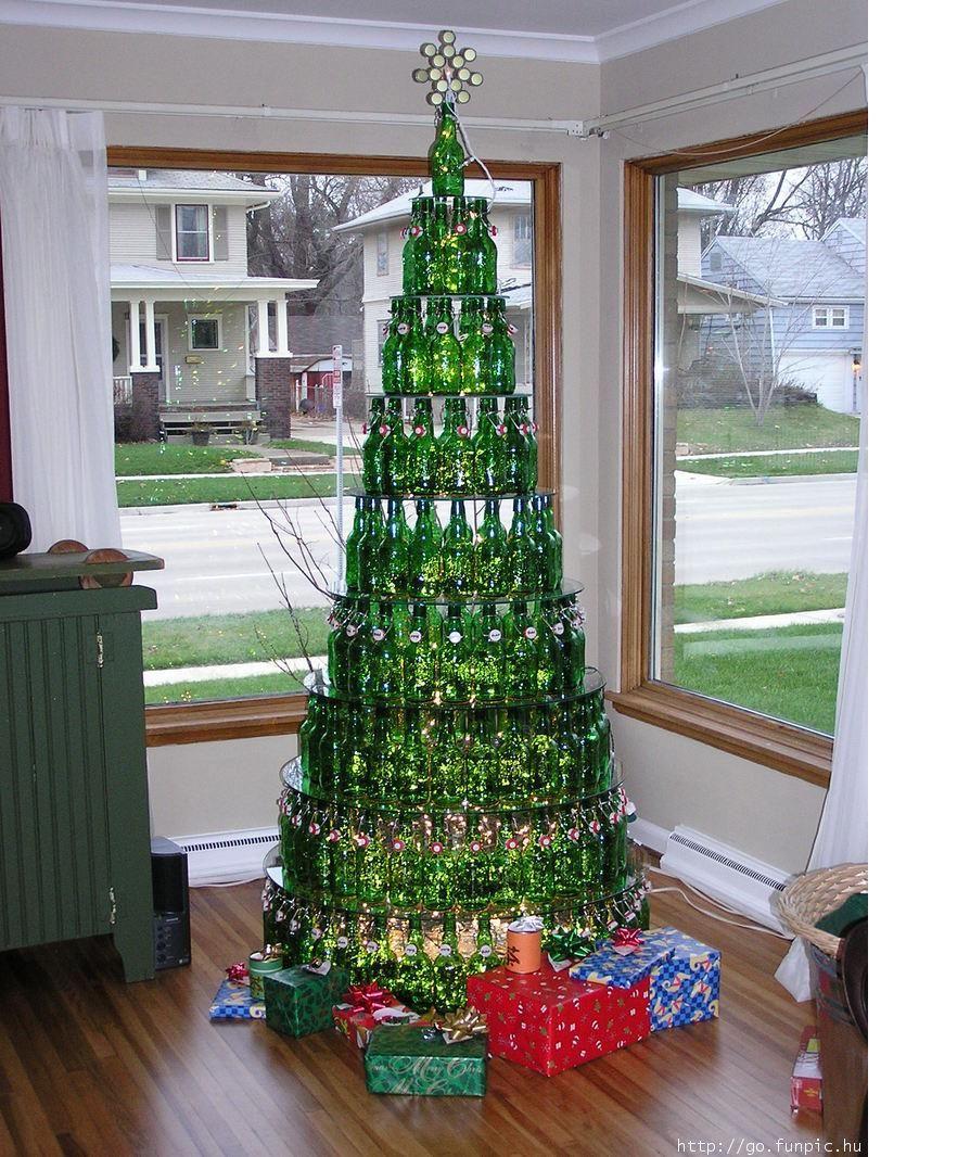 Last year\'s beer = this year\'s Christmas tree   Christmas tree, Noel ...