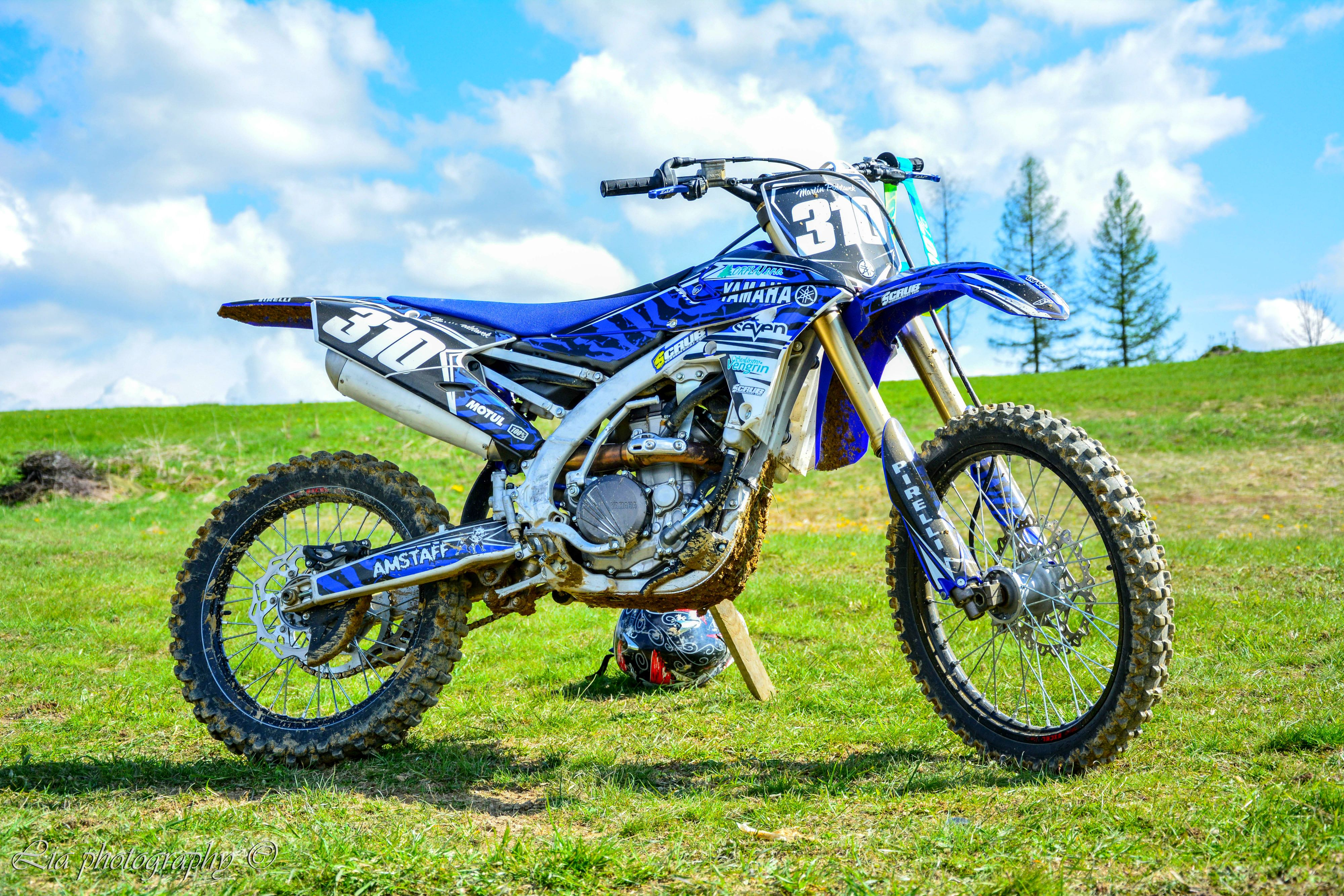 We Do Customization For Dirt Bikes This Is Very Beautiful Pic
