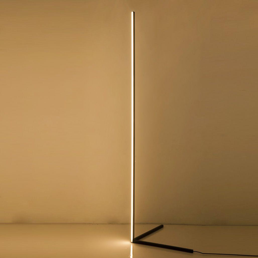 Minimal Corner Lamp In 2020 Modern Lamp Design Modern Bedroom Lighting Home Lighting Design