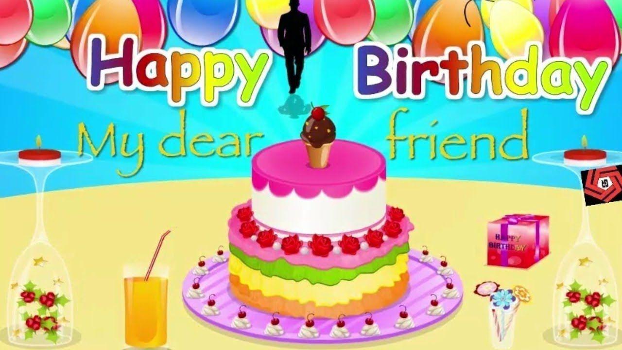 happy birthday whatsapp status video