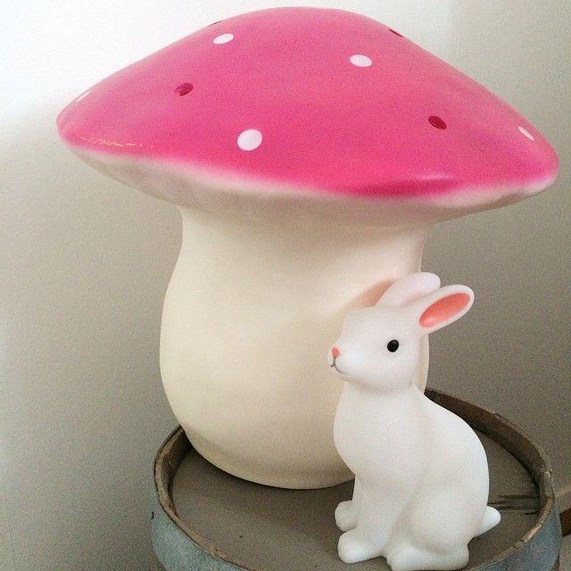 Le petit lapin veilleuse decoration bébé Cha'Home créatrice