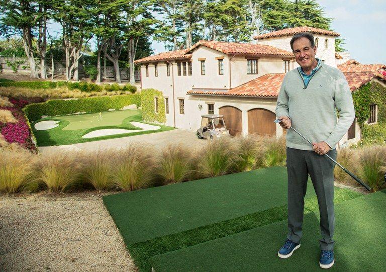 Jim Nantz Backyard Golf Google Search With Images Jim Nantz Backyard