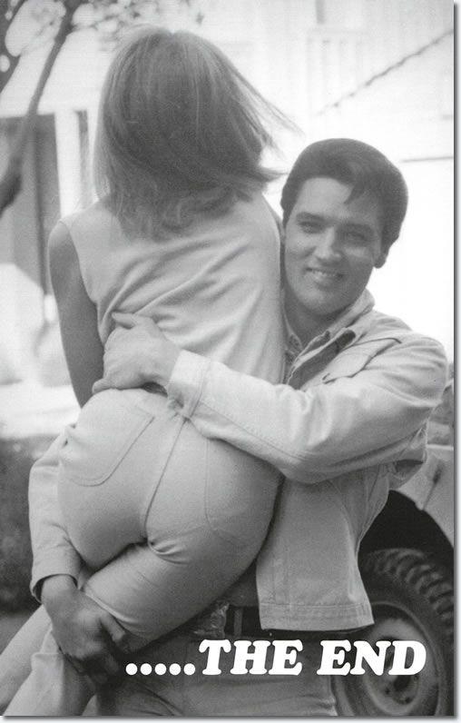 Elvis in Tickle Me