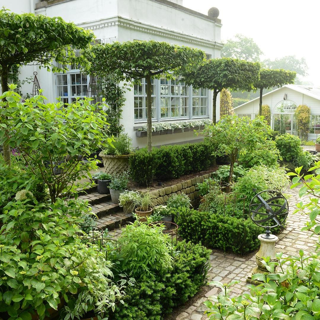 """""""The Sunken Garden clausdalby garden blomster"""