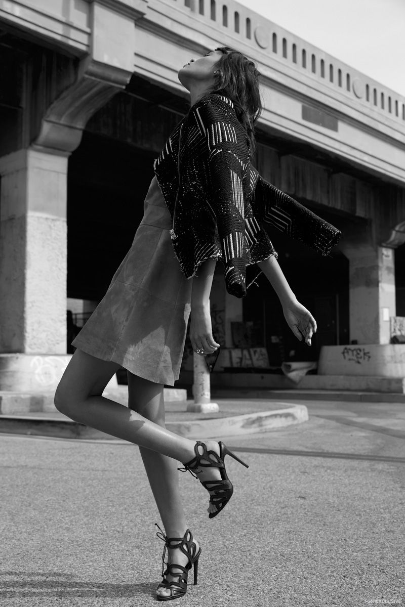 Exclusive margaux brooke by trever hoehne in concrete