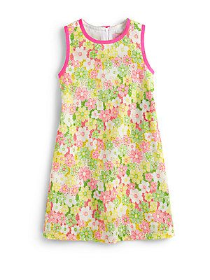 Lilly Pulitzer Kids Girl's Little Lilly Classic Shift Dress