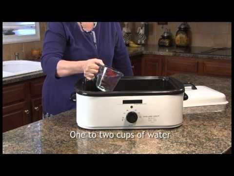 Pansaver Electric Roaster Liner Instructions Roaster Oven