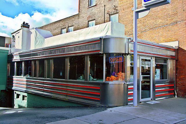 Sadie S Diner Vintage Diner Diner American Diner
