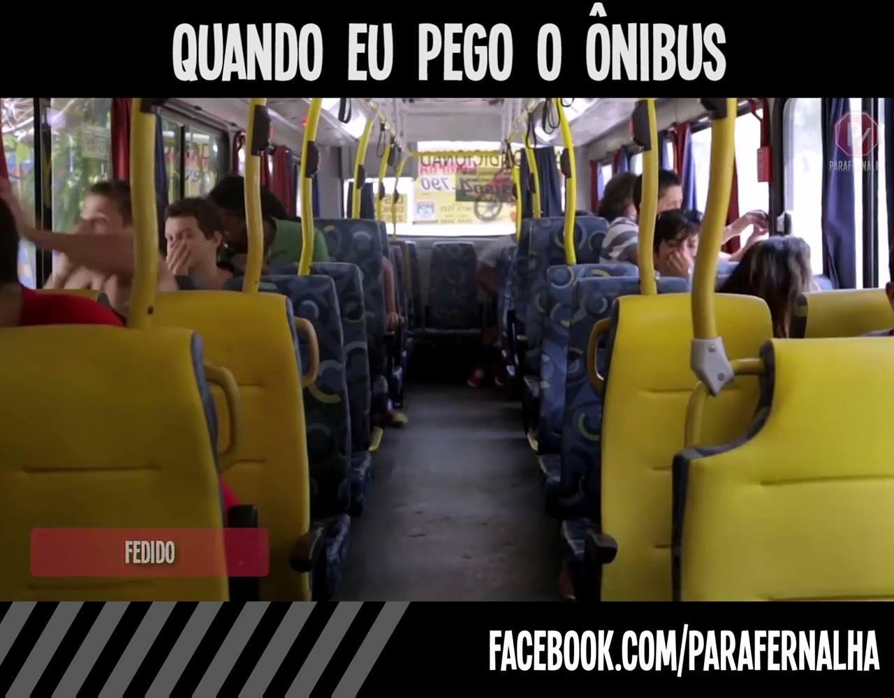 Cada ônibus, uma aventura diferente! Vídeo completo em http://y2u.be/8RV7dDVSbRM