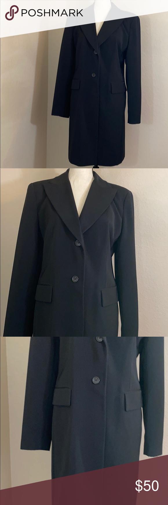 Voter Nom Black Dress Jacket Long Black Dress Jacket Jacket Dress Coats Jackets Women [ 1740 x 580 Pixel ]