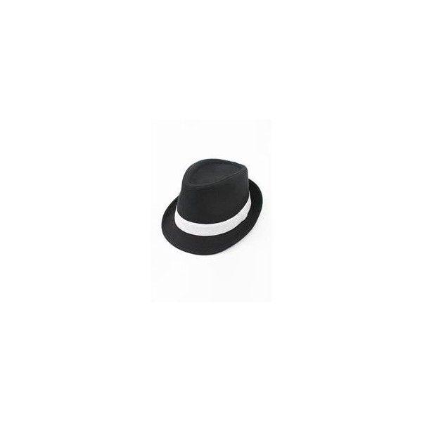 Ladies Hats - Women's Fedoras, Women's Floppy Hats, Women's Straw... via Polyvore