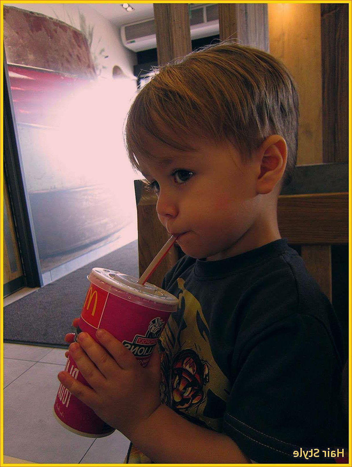 Luxus Kleinkind Junge Haarschnitte für feines Haar Baby Hair Style