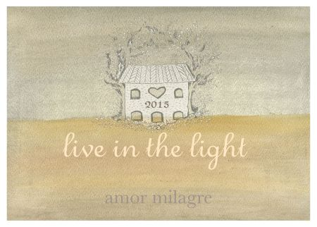 amormilagre.com  SHOP!  SALE!  Live in the Light!  Art, Stationery, Gifts…