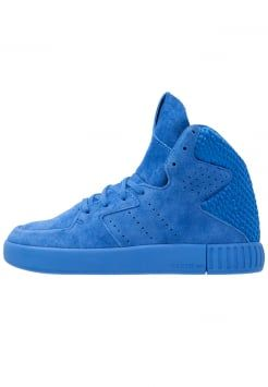 7ef7338ddf8c adidas Originals - TUBULAR INVADER 2.0 - High-top trainers - blue white