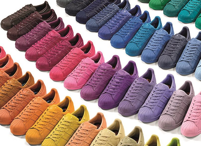 Farel Vilijams Supercolor Adidas patike u Beogradu i Novom