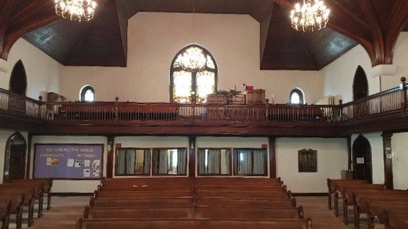 Blacksburg Christian Church