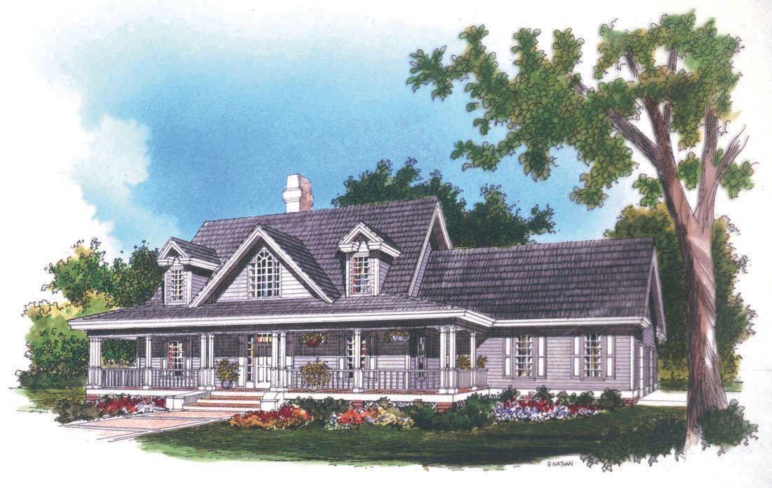 ritchie house plan don gardner midland - Midland House Plans
