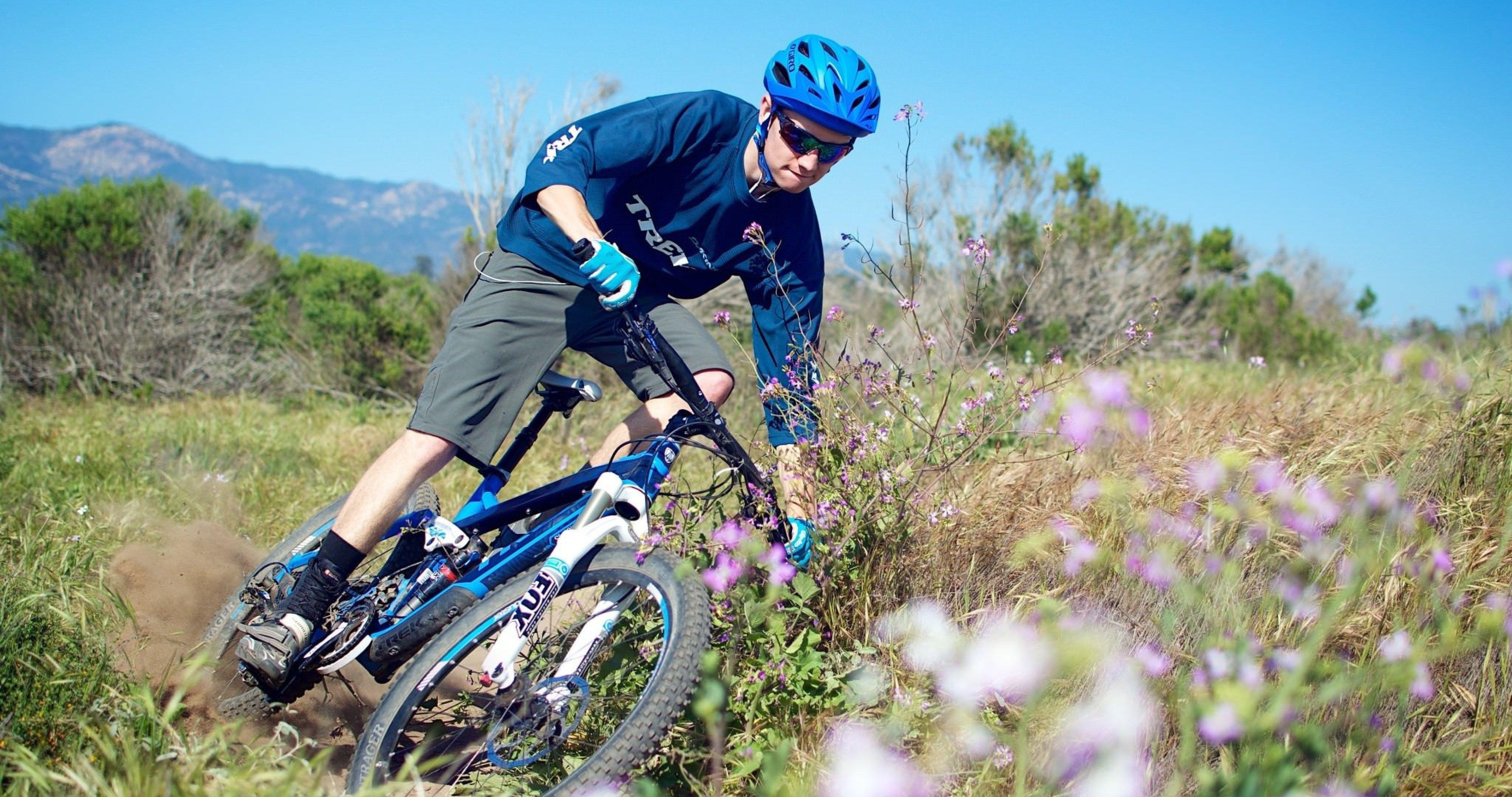Mountain Biking 4k Ultra Hd Wallpaper Ololoshenka Hd Wallpaper