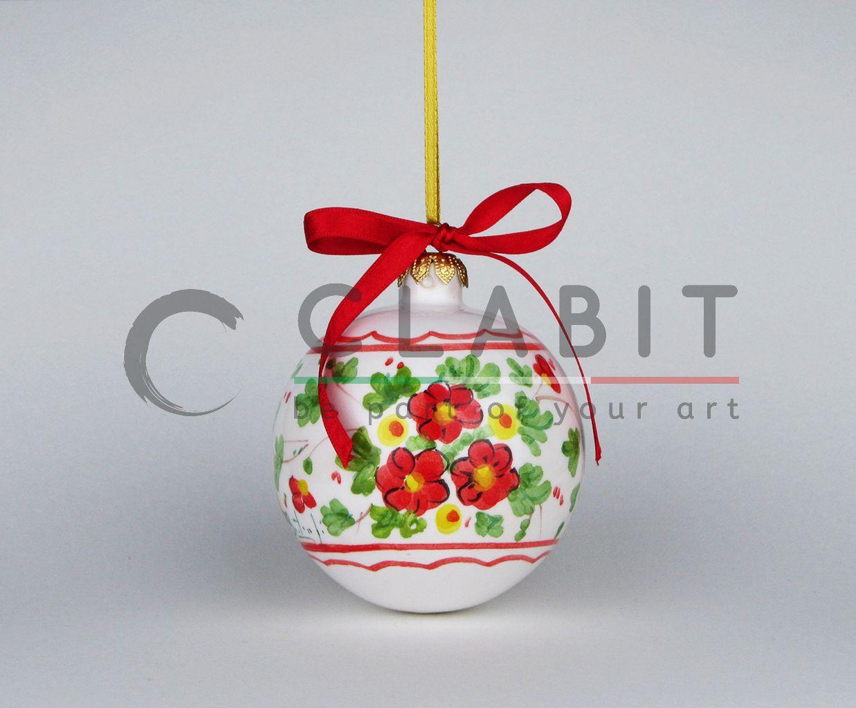 Palline natalizie personalizzate - Italian Christmas Tree