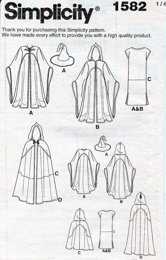 Make your own Cosplay Costume in the style of the Lord of the Rings ...