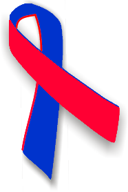 File:Red and blue ribbon.png - Wikipedia, the free ...