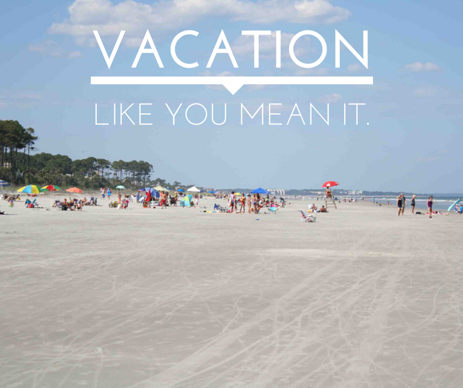 #Vacation like you mean it. | Family resorts, Beach ...