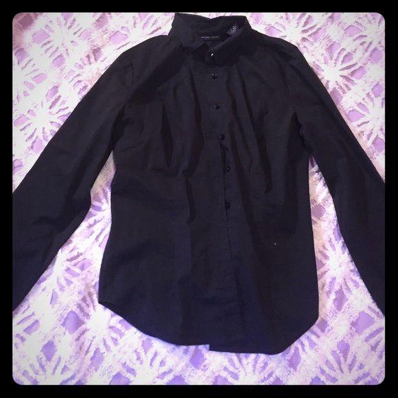 Professional collard shirt Never worn New York & Company Tops Button Down Shirts