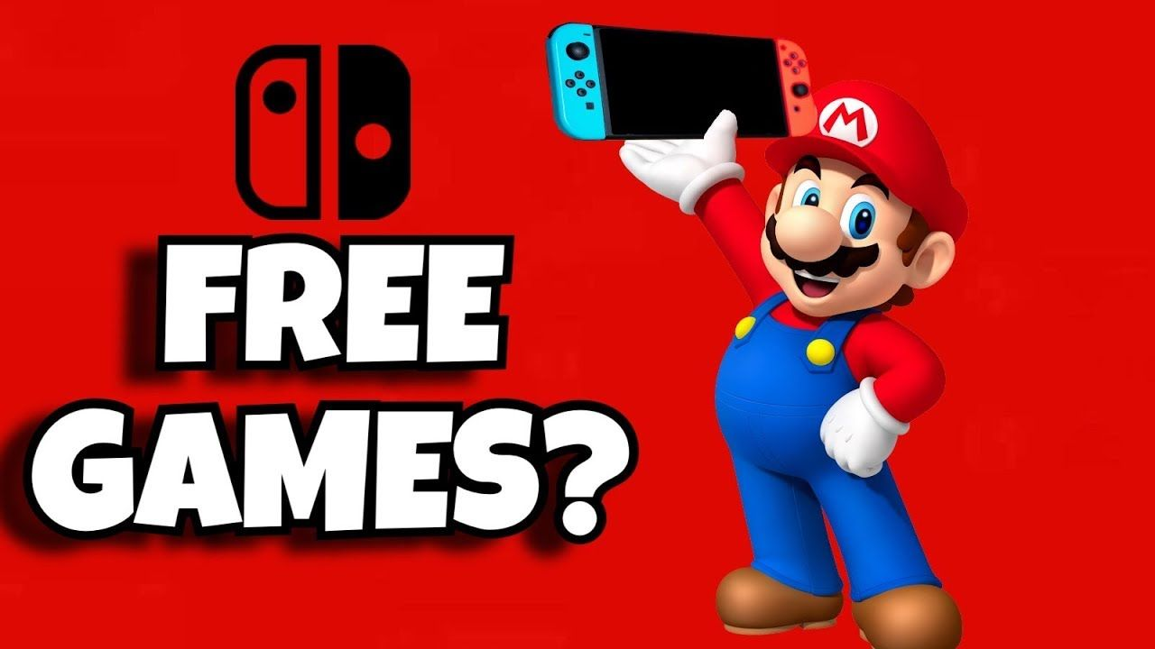 How to get Nintendo Switch games for free - Softon