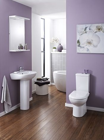 Bathroom Colour Schemes Bathroom Home Decor Pinterest
