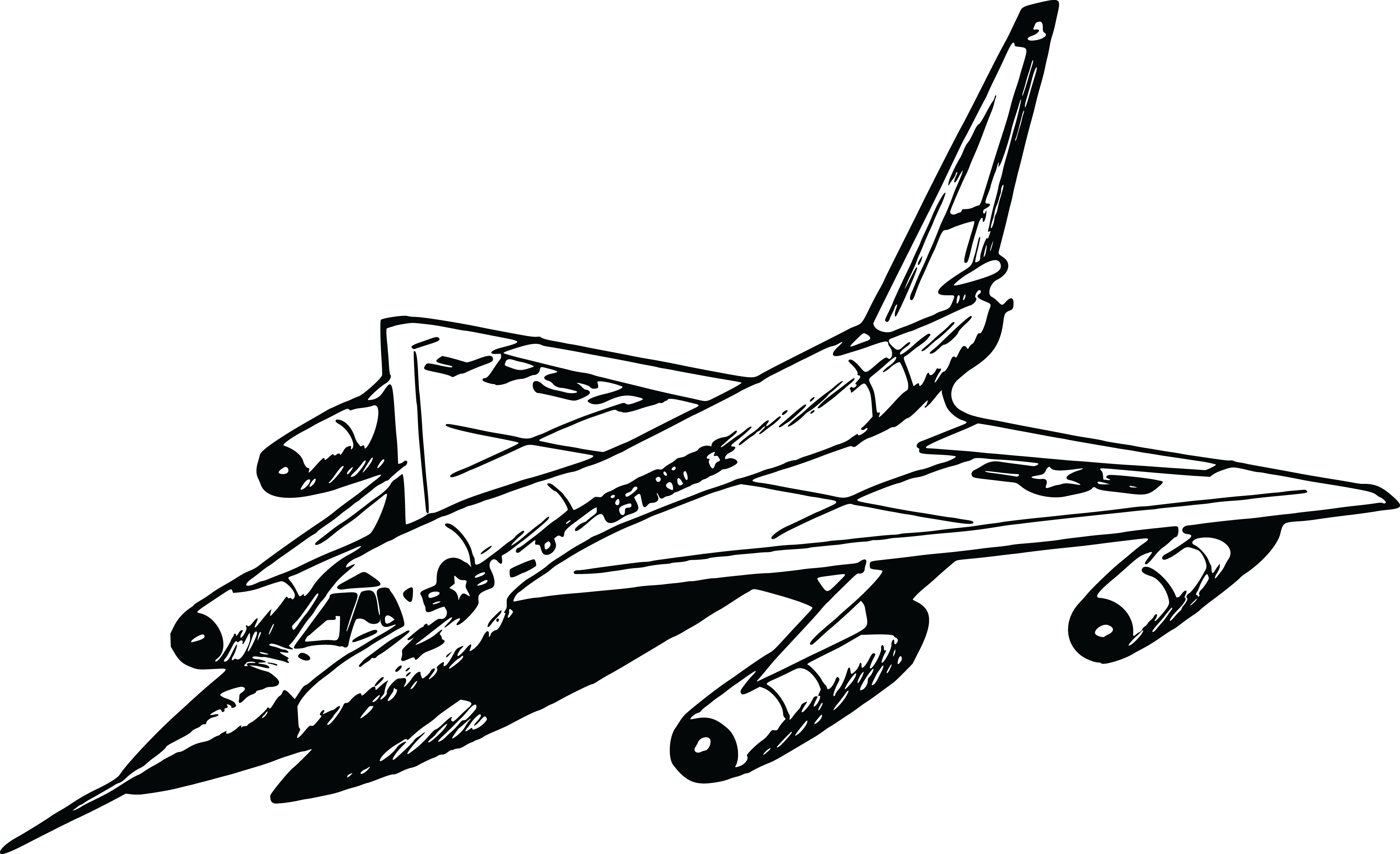 1126-Free-Clipart-Of-A-Military-Jet.png | Airport Art | Pinterest