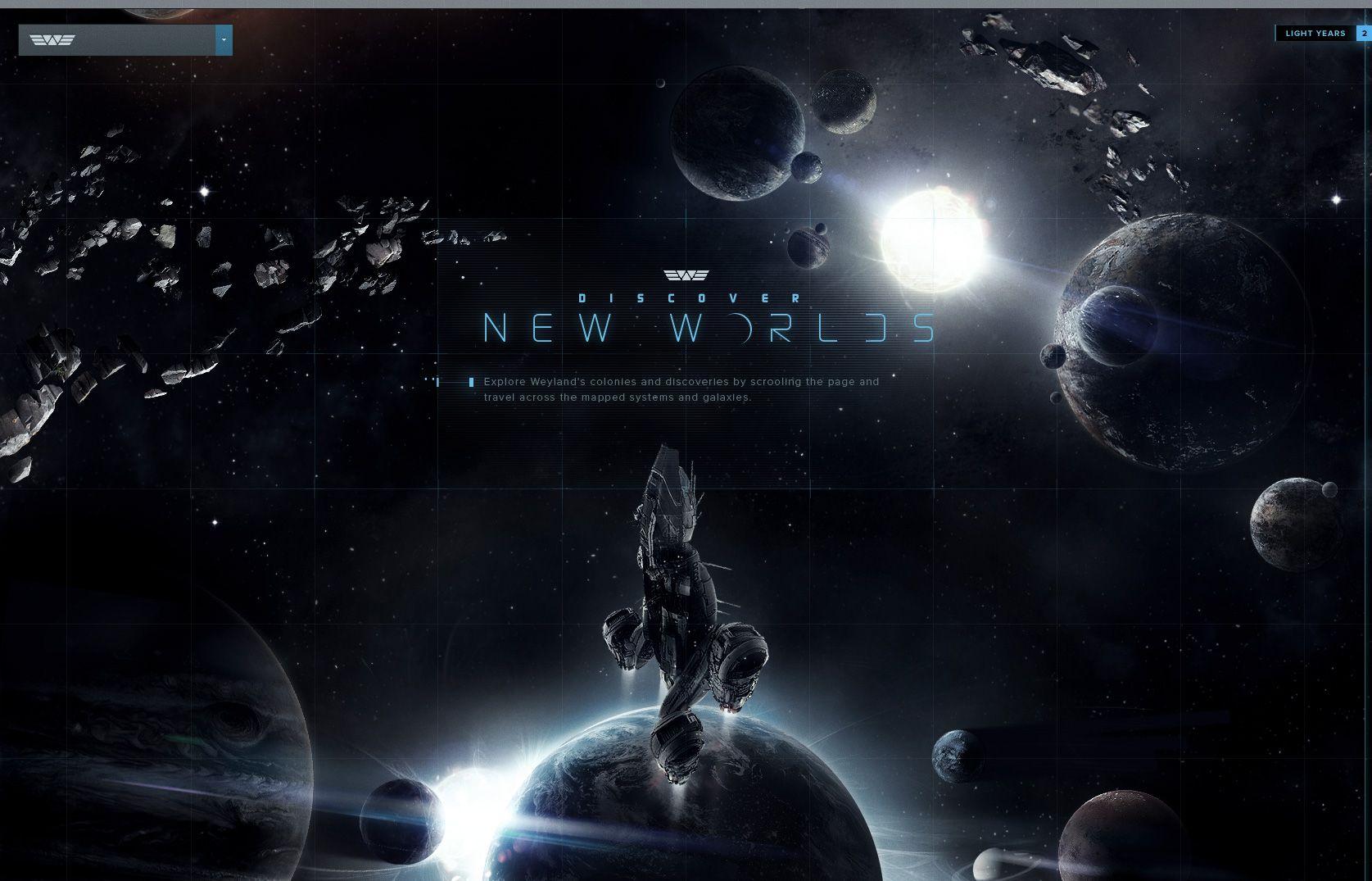 NEW WORLDS | Lucas Camargo