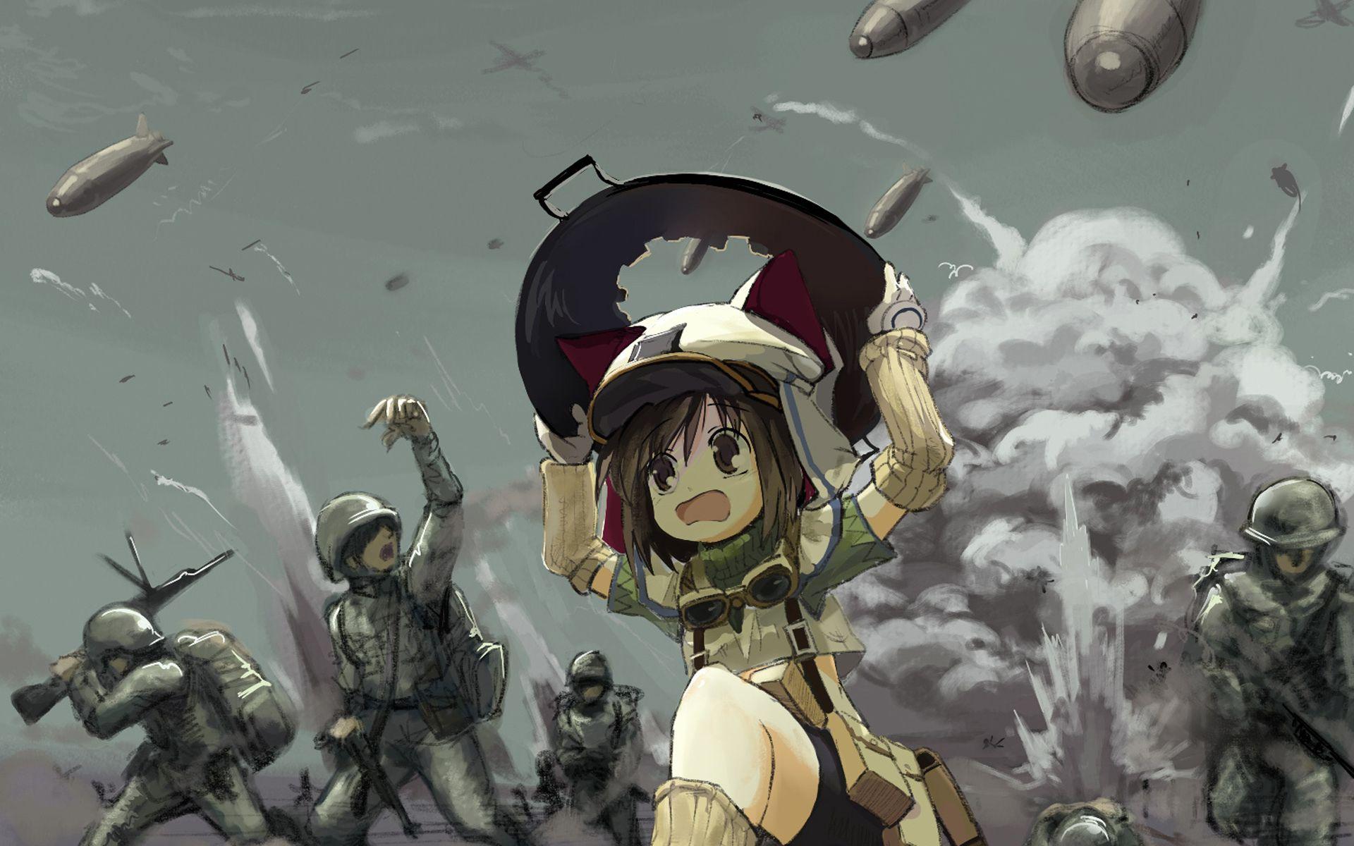 Anime Tears To Tiara Bombs Yuffie Cute War