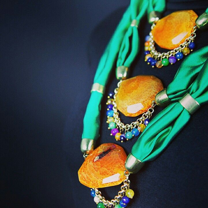 #Necklace. #Jewelry. Divina Locura. Colección Dolce Suono. #Collar PAGLIACCI.