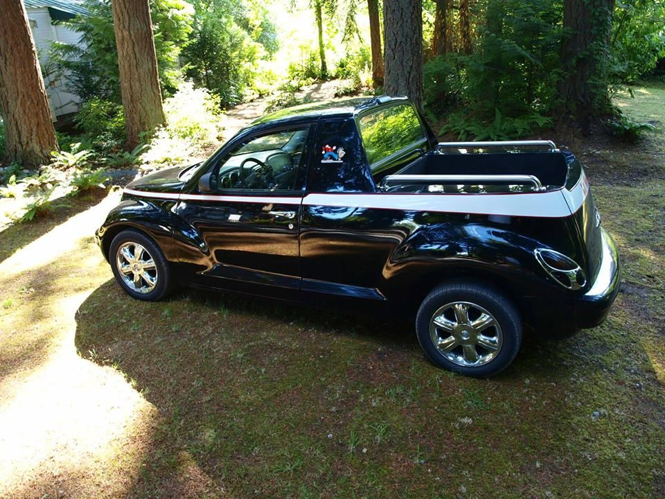 Pt Cruiser Pick Up Pt Cruiser Accessories Chrysler Pt Cruiser