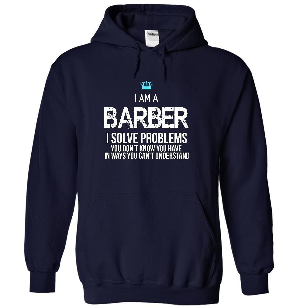 I am a Barber