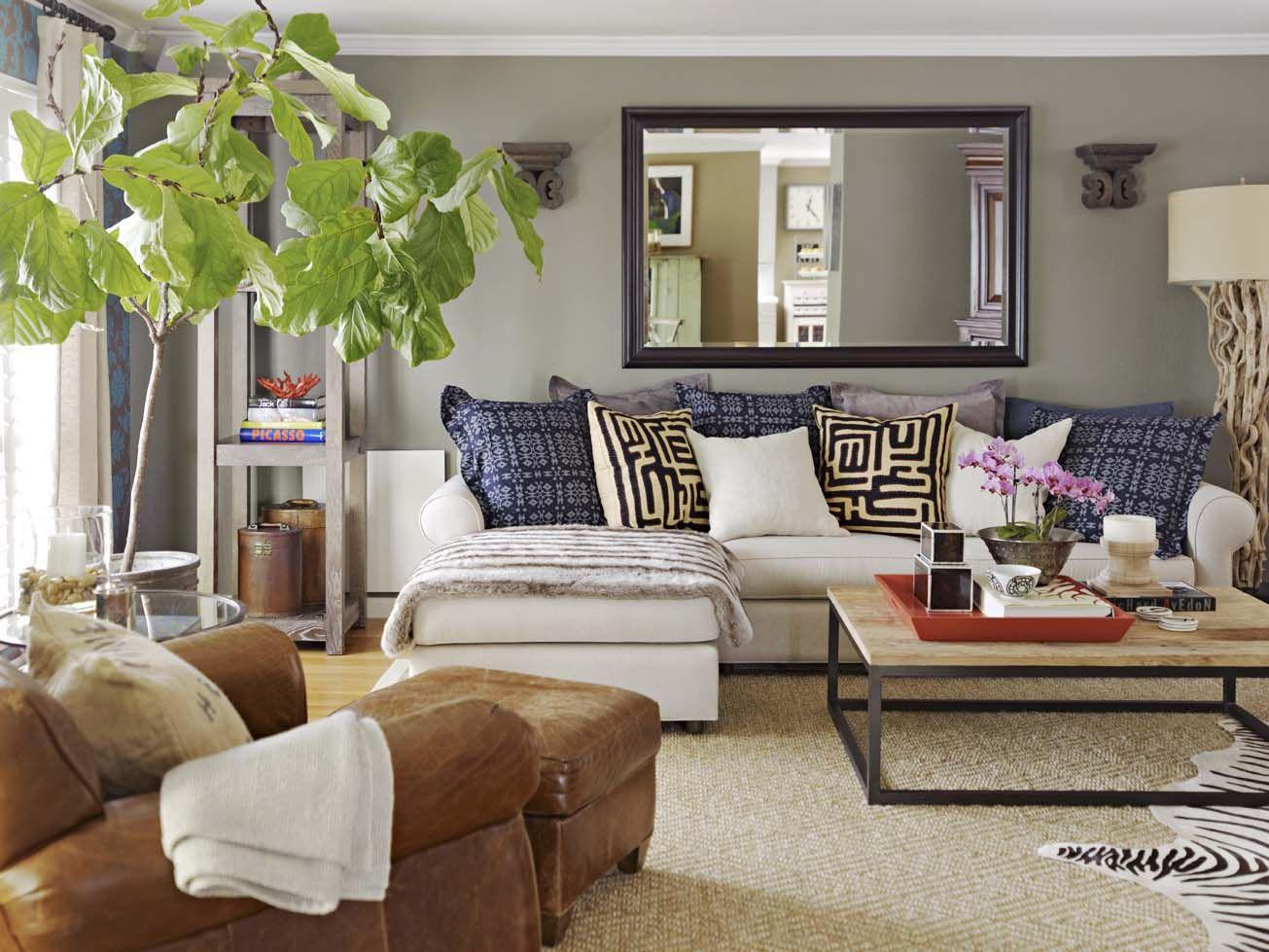 Schn Wohnzimmer Streichen Welche Farbe Innen Wohnzimmer | kleines ...