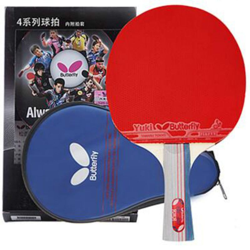 Butterfly Genuine TBC 401 402 403 Shakehand Table Tennis Racket Ping ...