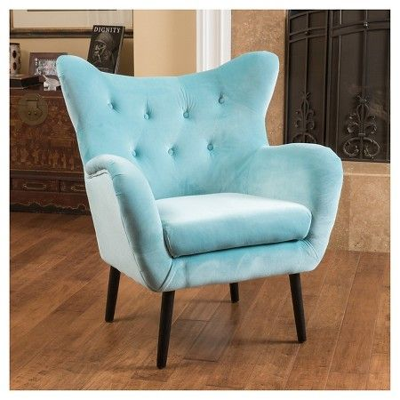 Delicieux Alyssa Velvet Arm Chair   Christopher Knight Home : Target
