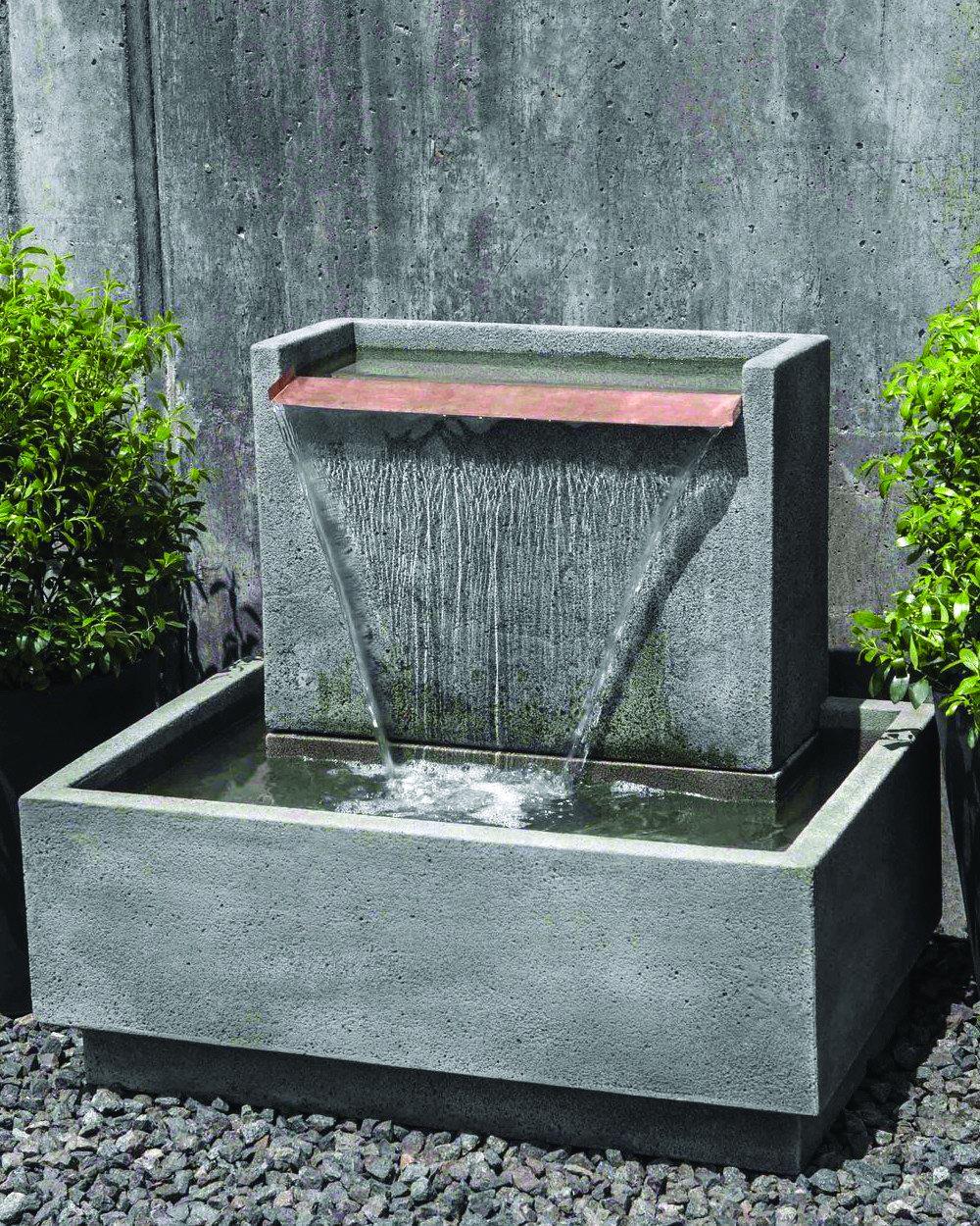 6 Impressive Indoor Water Feature Ideas Fountains Outdoor Water