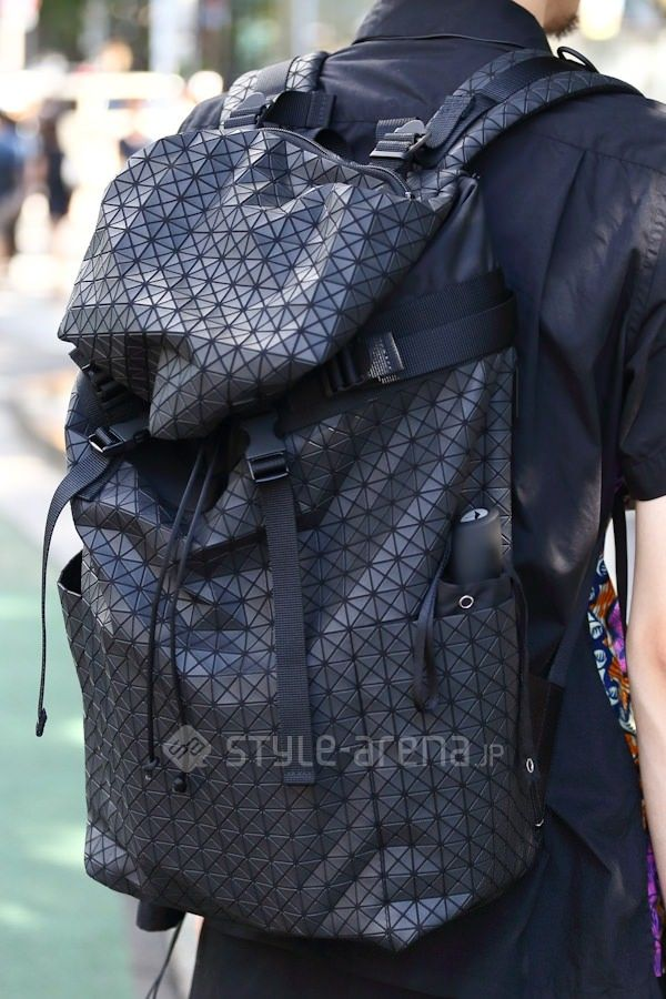 43b76d0bde Backpack   BAO BAO ISSEY MIYAKE