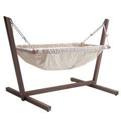 Baby Beach Gear Hammock Stand Rock Your Gently And Safely To Sleep With This