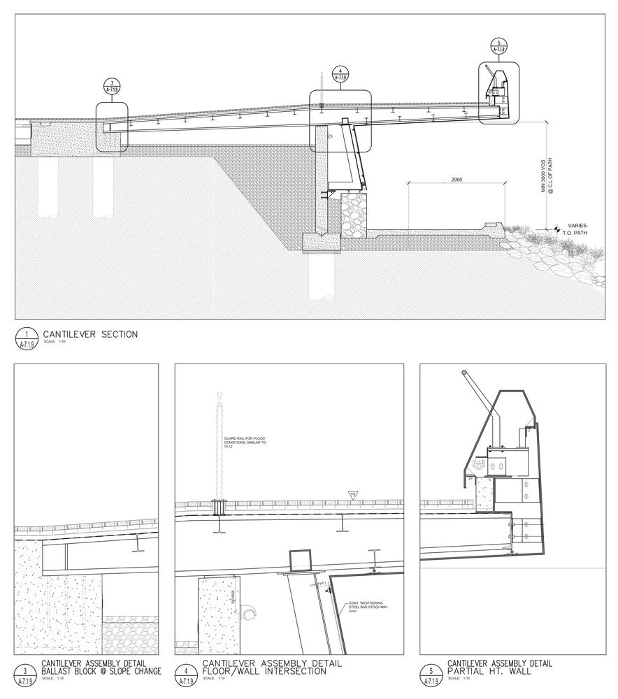 Gallery of poppy plaza the marc boutin architectural for Designburo loos